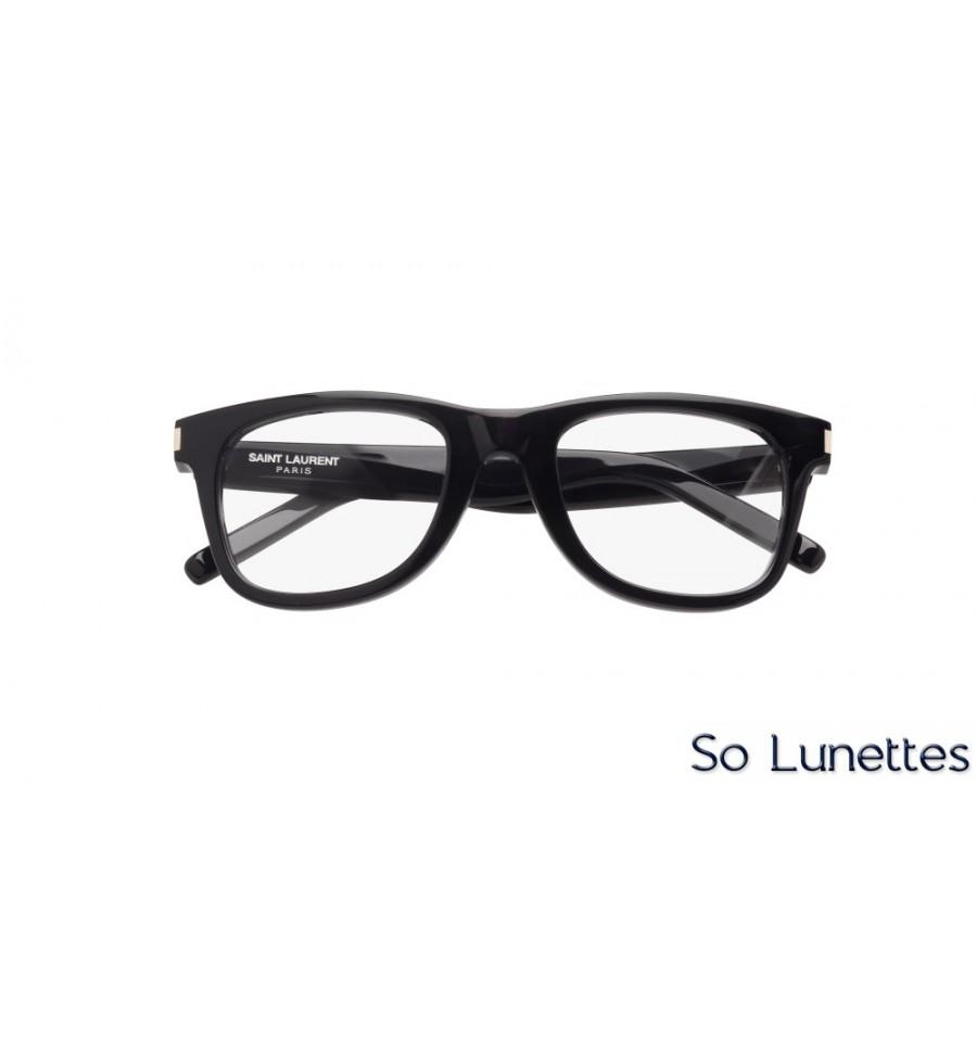 b506c2aa719 Saint Laurent SL 50 F 001 Noir - So-Lunettes