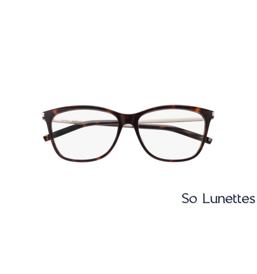 0dae2722e1efb Saint Laurent SL 92 003 Ecaille - So-Lunettes