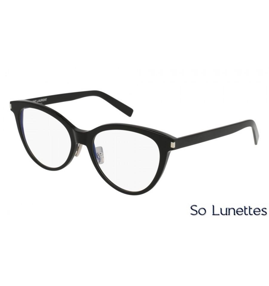 Saint Laurent SL 177 SLIM 001 Noir
