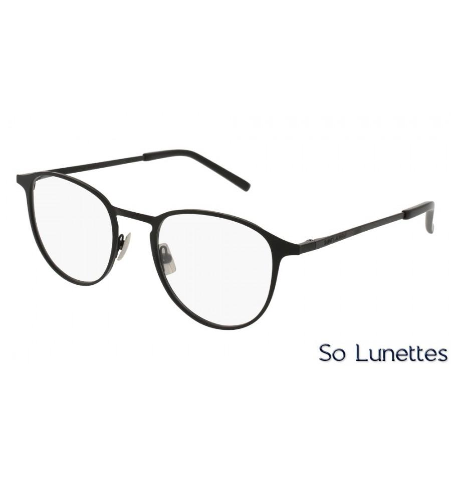 8b74d92e43741 Saint Laurent SL 179 001 Noir - So-Lunettes