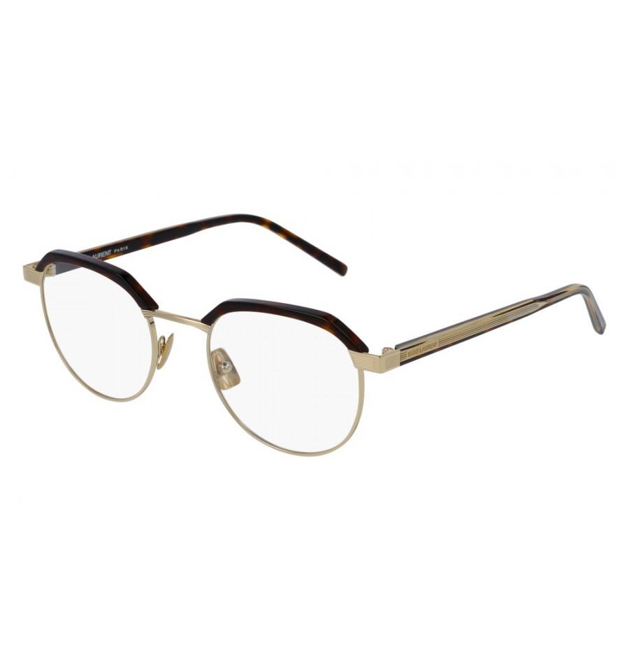 saint laurent sl 124 003 ecaille so lunettes. Black Bedroom Furniture Sets. Home Design Ideas