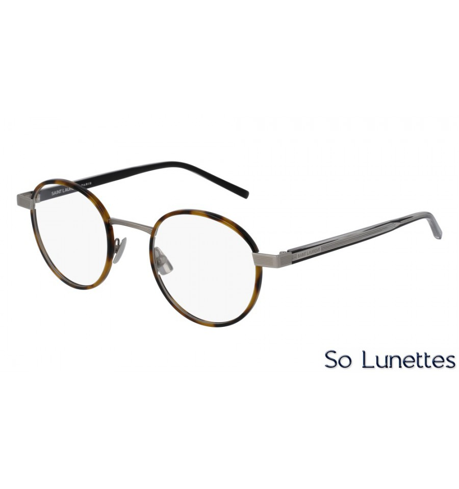 Saint Laurent SL 125 002 Ecaille - So-Lunettes b94b3c1ced3f