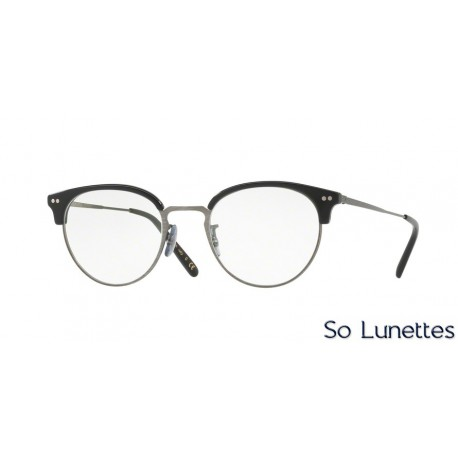Oliver Peoples POLLACK BLACK/ANTIQUE PEWTER 0OV5358 1005