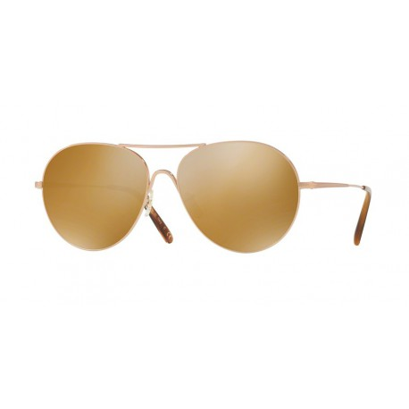 Oliver Peoples ROCKMORE SOFT ROSE GOLD 0OV1218S 5037W4