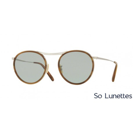 Oliver Peoples MP-3 30TH BRUSHED SILVER 0OV1219S 506352