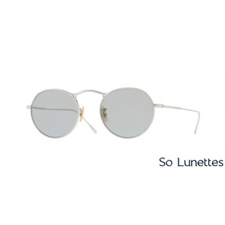 Oliver Peoples MP-3 30TH BRUSHED SILVER 0OV1219S 5063R5
