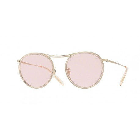 Oliver Peoples MP-3 30TH BRUSHED GOLD 0OV1219S 52364Q