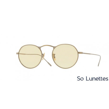 Oliver Peoples M-4 30TH ANTIQUE GOLD 0OV1220S 5039R6