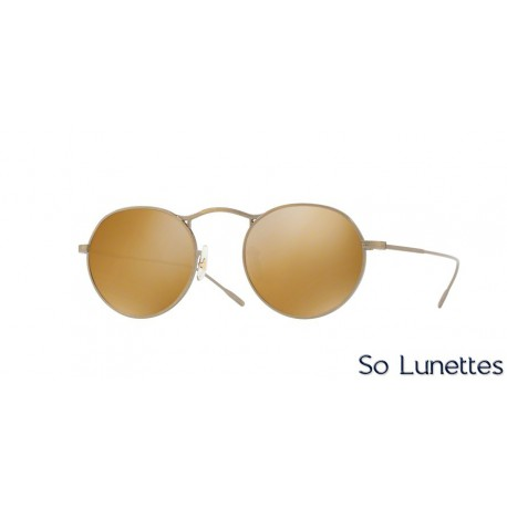 Oliver Peoples M-4 30TH ANTIQUE GOLD 0OV1220S 5039W4