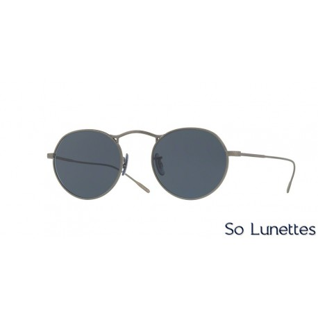 Oliver Peoples M-4 30TH ANTIQUE PEWTER 0OV1220S 5244R5