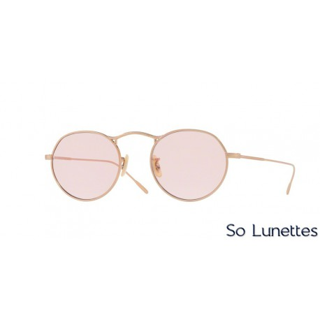 Oliver Peoples M-4 30TH SOFT ROSE GOLD 0OV1220S 52464Q