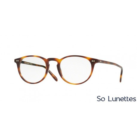 Oliver Peoples RILEY-R DARK MAHOGANY (DM) 0OV5004 1007