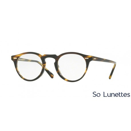 Oliver Peoples GREGORY PECK COCOBOLO (COCO) 0OV5186 1003