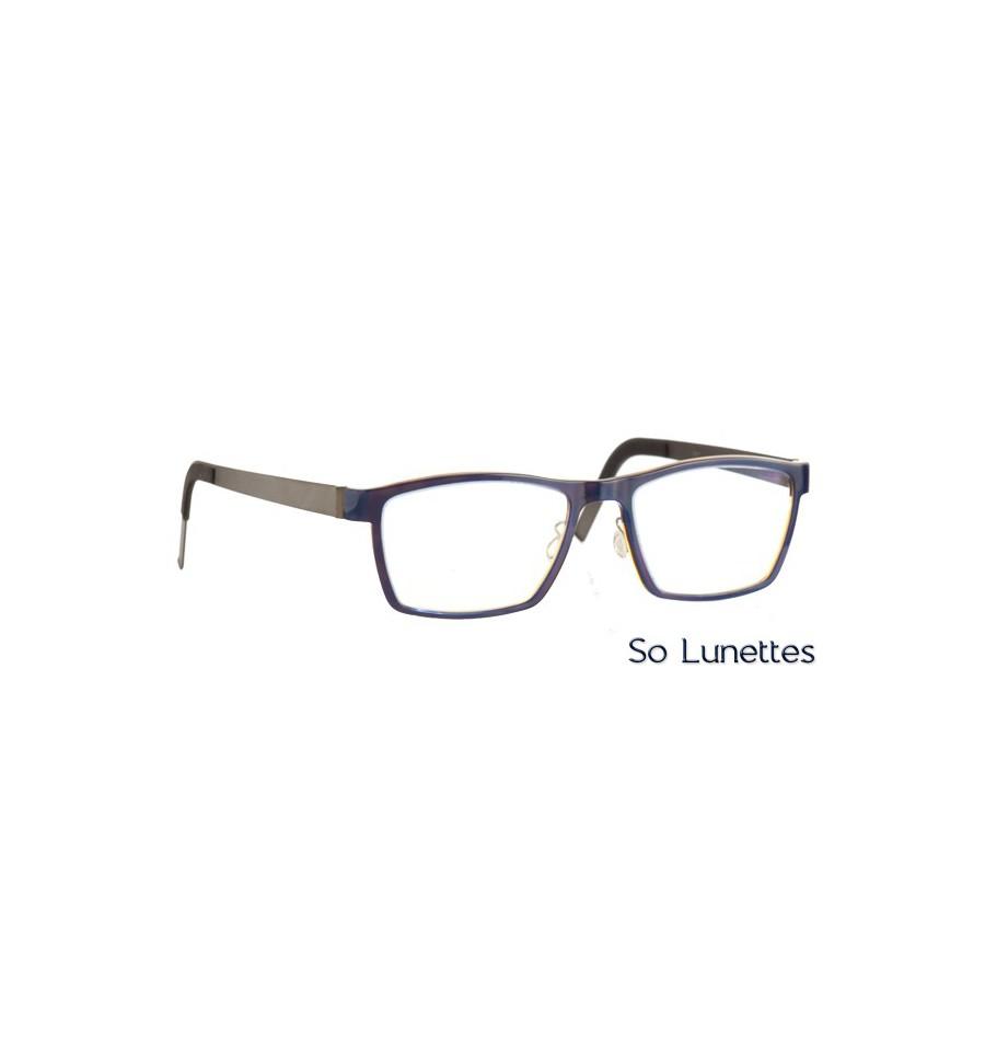 9377da5e34c Lindberg 1020-AC18-T21 Blue Black temples - So-Lunettes