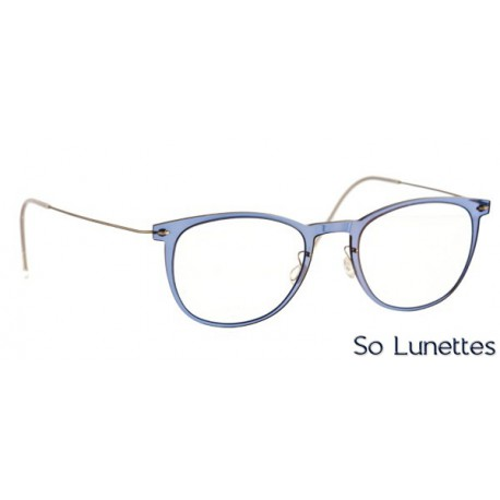 Lindberg 6529-C14-10-TBASIC Light Blue / titanium color