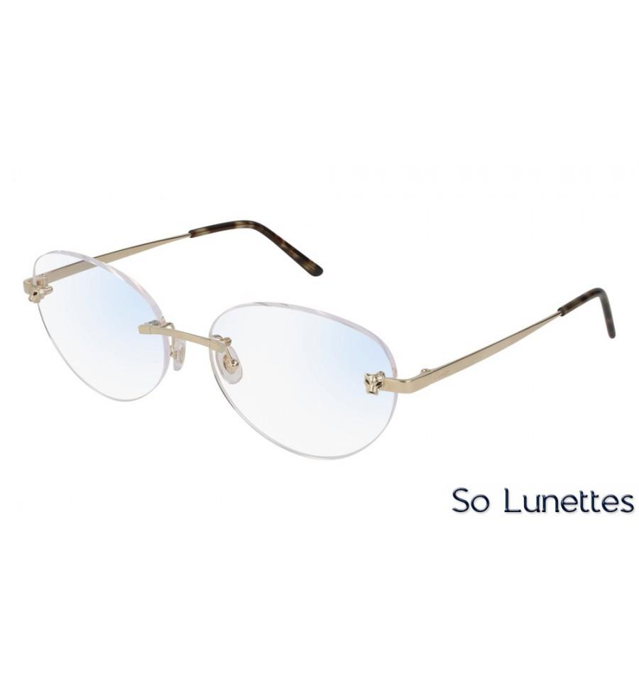 Cartier CT0028O 002 - So-Lunettes 5dd45529695a