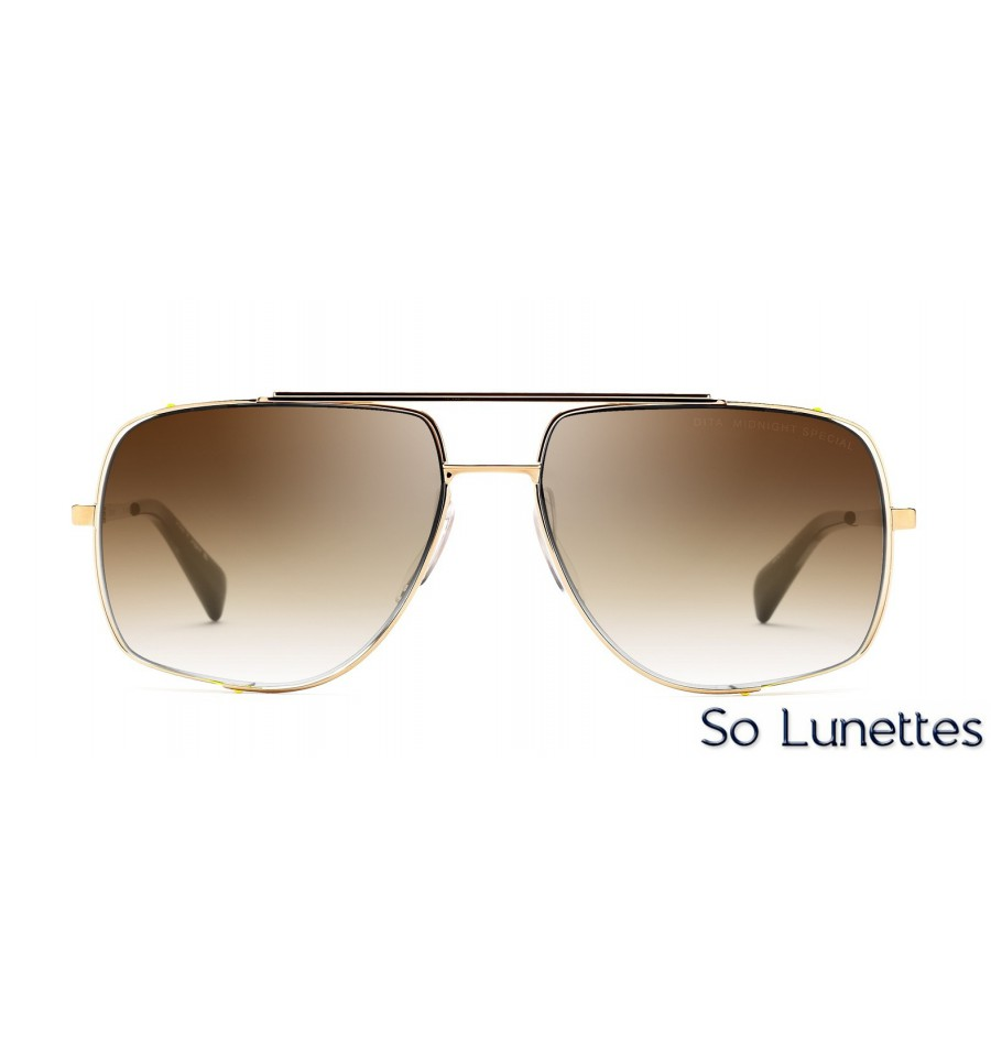 Dita Midnight Special - 12K Gold - So-Lunettes 71459a3d94b4