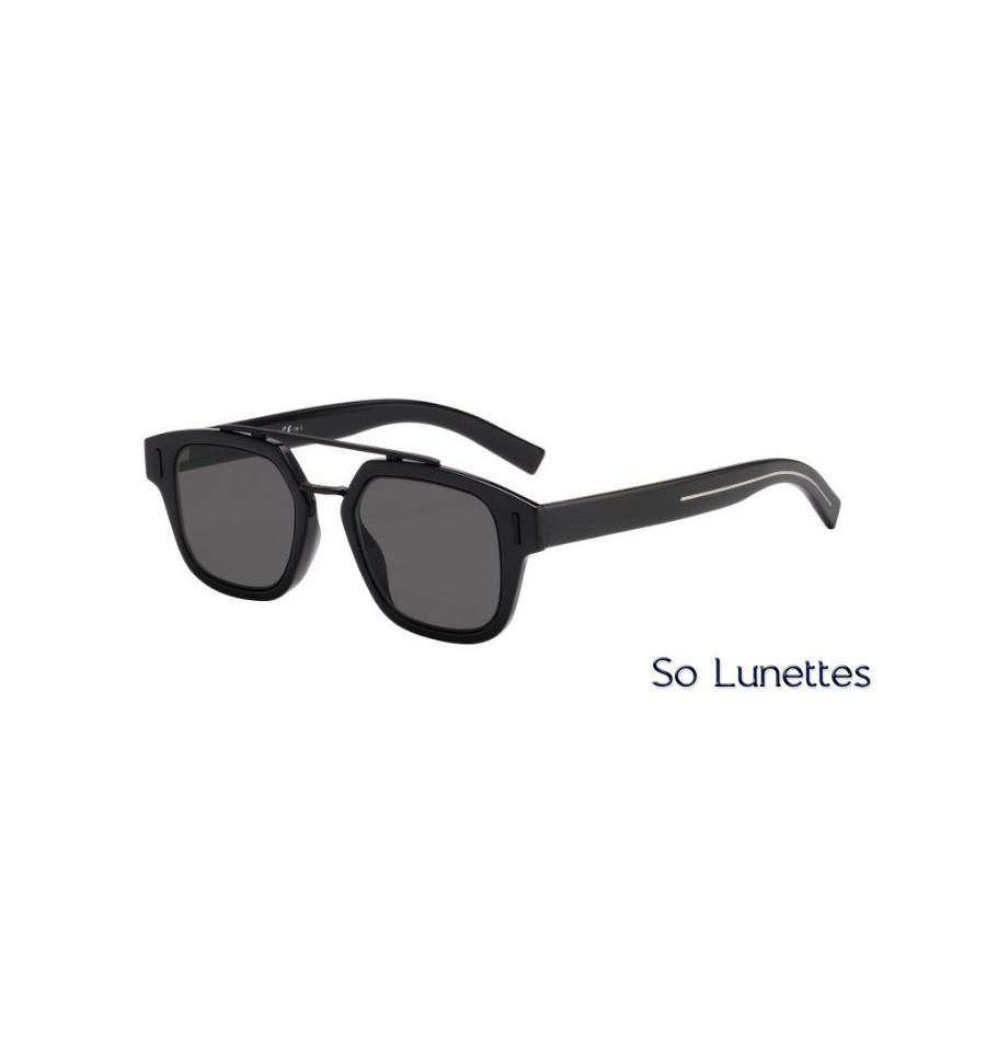 be48015729e Dior Homme DIORFRACTION1 807 (2K) Noir - So-Lunettes