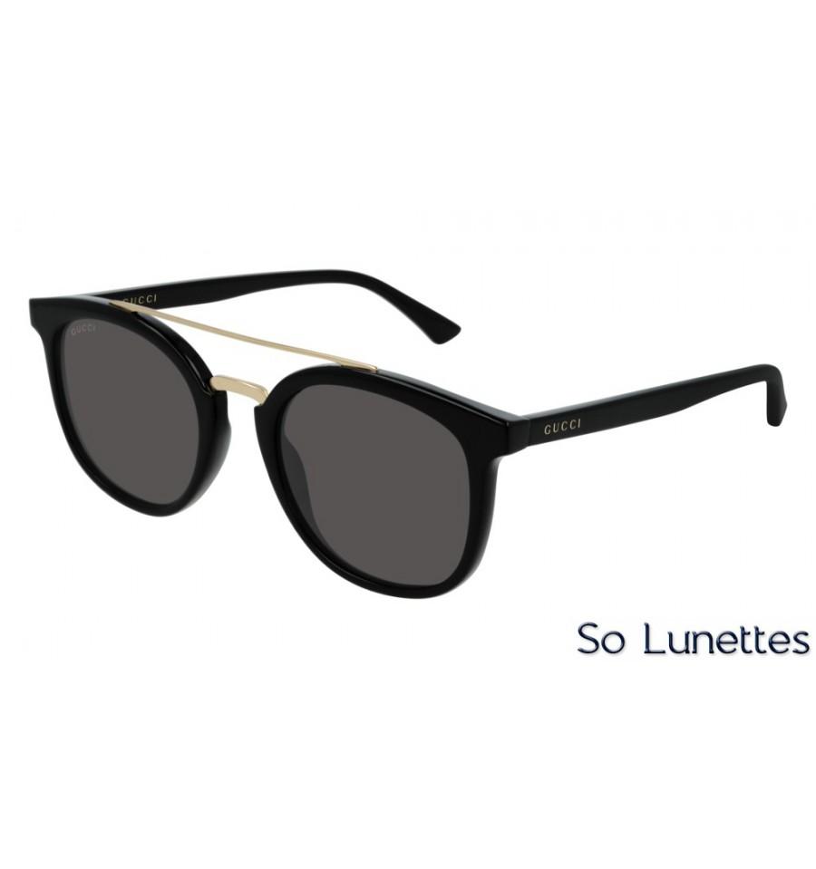 Gucci GG0403S 001 Noir - So-Lunettes fea6b98b6472