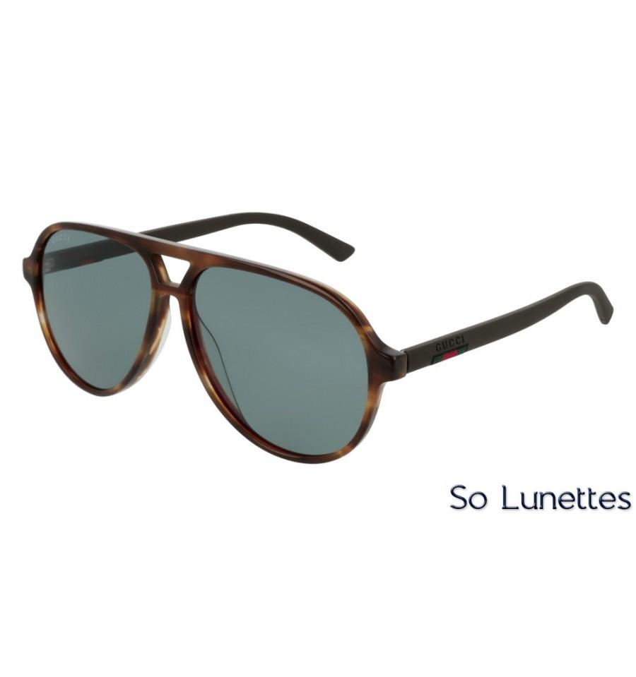 Gucci GG0423S 005 Ecaille - So-Lunettes fc085735bf68