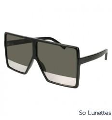Lunettes de soleil Saint Laurent pas cher Garantie 1 an - So-Lunettes 9b8f87578f0