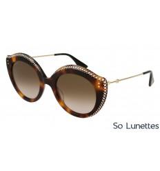 Lunettes de soleil Gucci pas cher Garantie 1 an - So-Lunettes ac7cb7561f3a