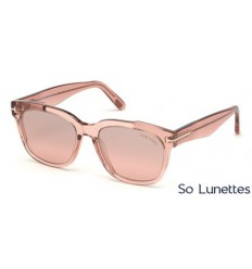 fcef868b61 Lunettes de soleil Tom Ford pas cher Garantie 1 an - So-Lunettes