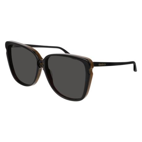 Gucci GG0709S 002 Noir/Ecaille