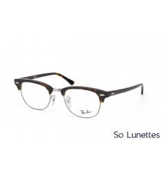 Lunettes de vue Ray-Ban Femme SHIRLEY RX7022 5366 monture Verte 61d01095cedf