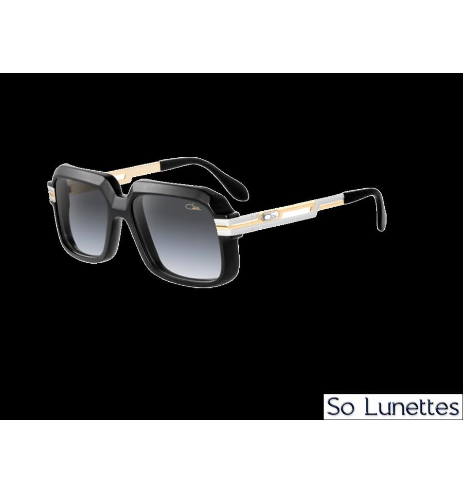 Cazal 607 2 3 011 Noir Matte - So-Lunettes 594f4d5ab190