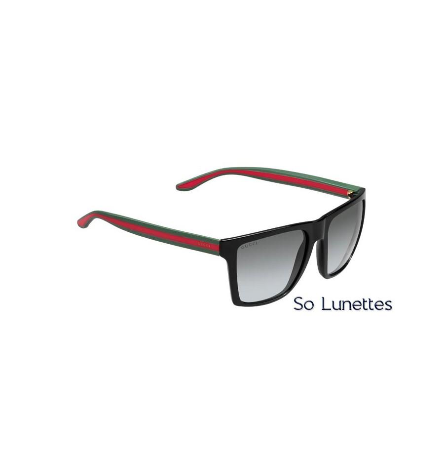 Gucci GG 3535 51N Noir - So-Lunettes 5742e712d395