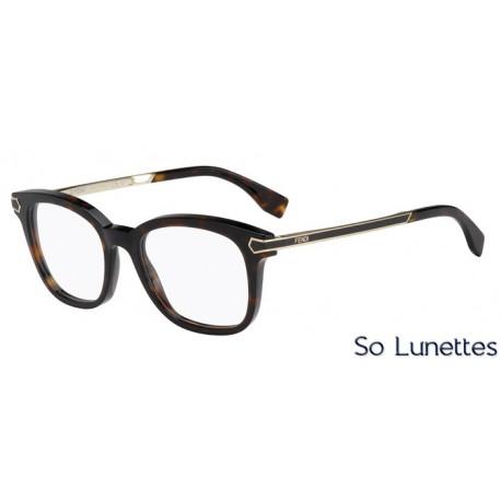 Lunettes Fendi FF 0023 7UU