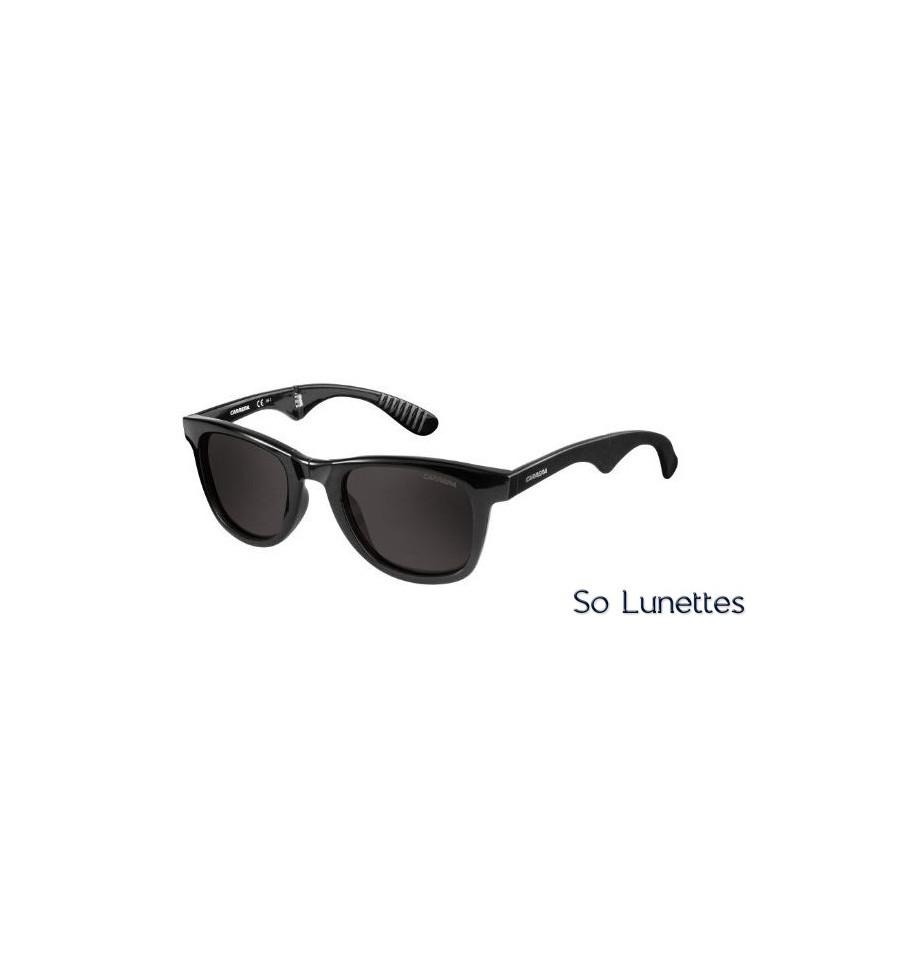 Lunettes de soleil CARRERA Homme 6000 FD D28 (NR) monture noire ... 83c9d75b786a