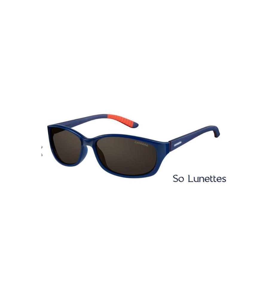 8625bb9b5b381b Lunettes de soleil Carrera Homme 8016 S 6XP (NR) monture bleue ...
