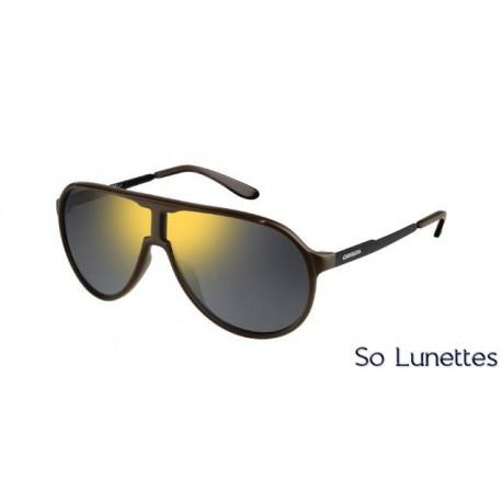 Lunettes de soleil Carrera NEW CHAMPION 8H7 (MV) monture marron noir ... e35c4a91793d