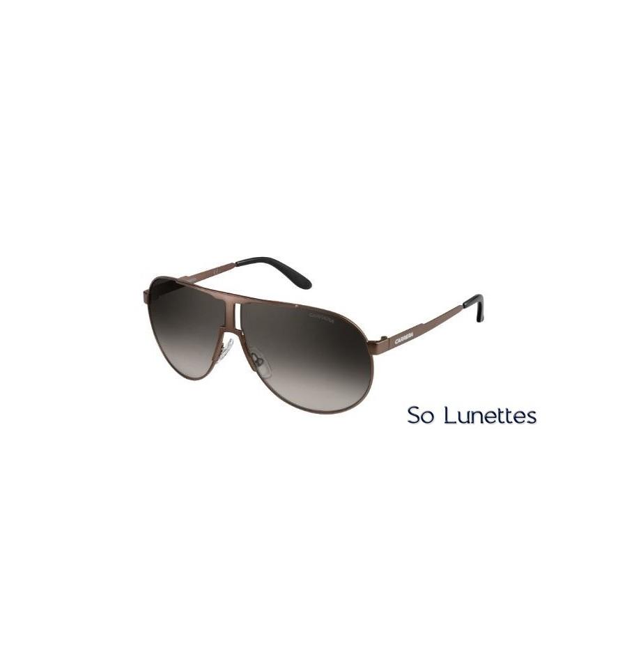 b91c1d20d88bd Lunettes de soleil Carrera NEW PANAMERIKA 2R5 (HA) monture marron ...