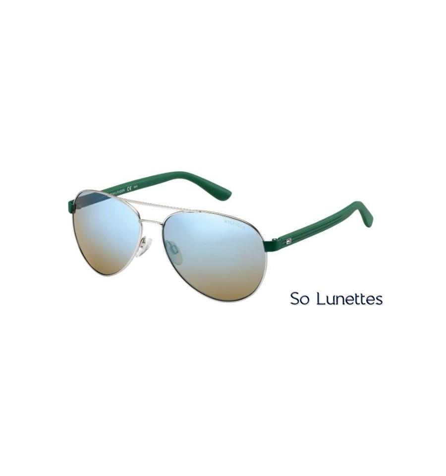 cd21cd14da1b Lunettes de soleil Tommy Hilfiger Homme TH 1325 S 06Y (3U) avec ...