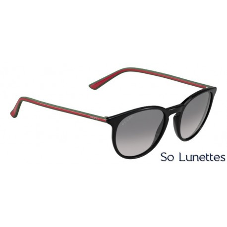 Lunettes de soleil Gucci Homme GG 1102 S MJ9 (EU) Monture noir, gris ... 8cb71f9771b1