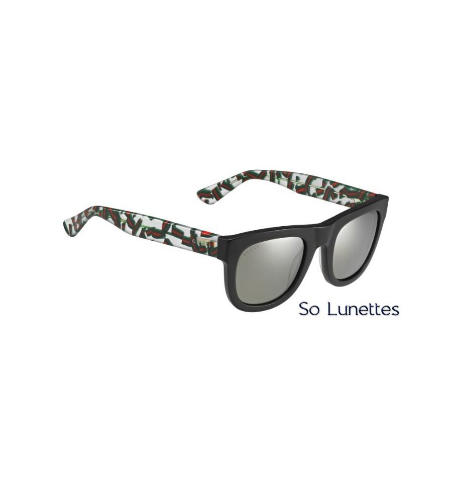 7d530a4f61f Lunettes de soleil de la marque Gucci GG 1100 S – H3E (T4) pour ...