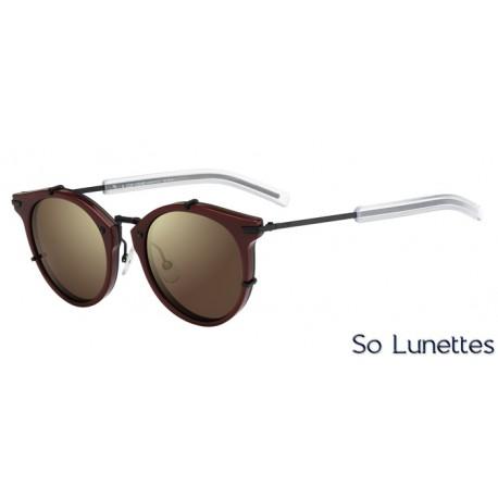 e2a293ea8f630e Lunettes de soleil Dior Homme DIOR0196S MZS (LC) monture havane ...