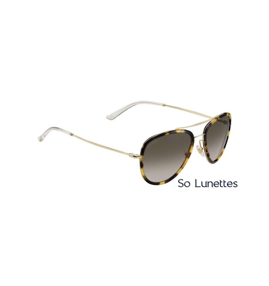 3a35692bf5a Lunette de soleil de la marque Gucci GG 2245 N S – H81 (HA) pour ...