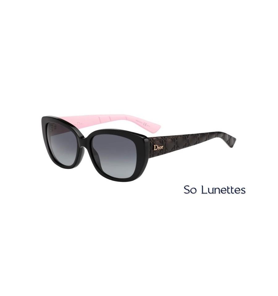 efb74fbad0 Découvrez les lunettes de soleil Dior Femme DIORLADY2R GRU (HD) à ...