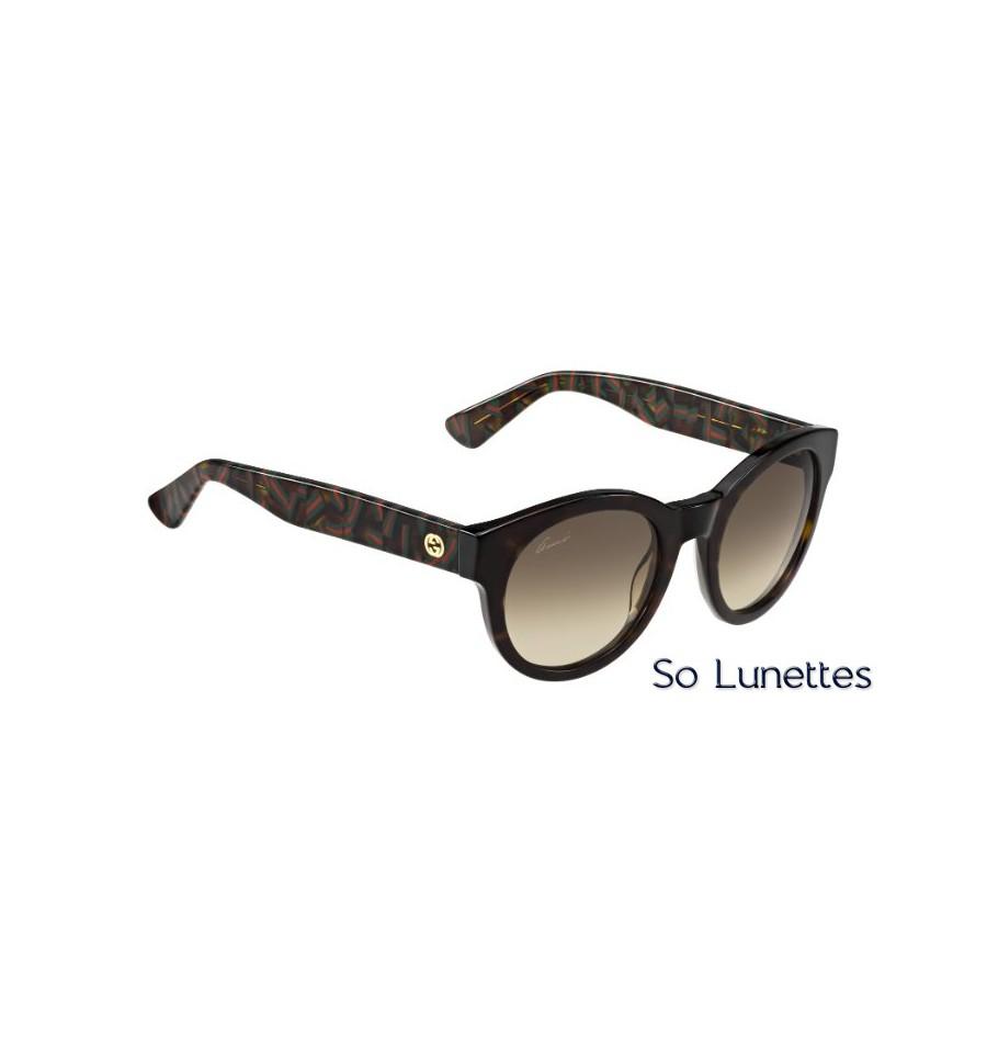 Lunette de soleil de la marque Gucci GG 3763 S – H30 (CC) pour femme ... c48708322963