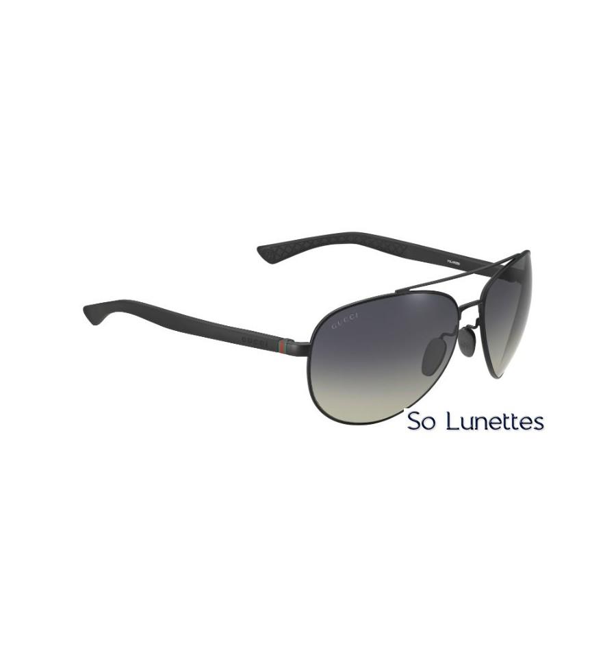 b3203d3e461 Lunette de soleil de la marque Gucci GG 2266 S – MPZ (WJ) pour homme ...