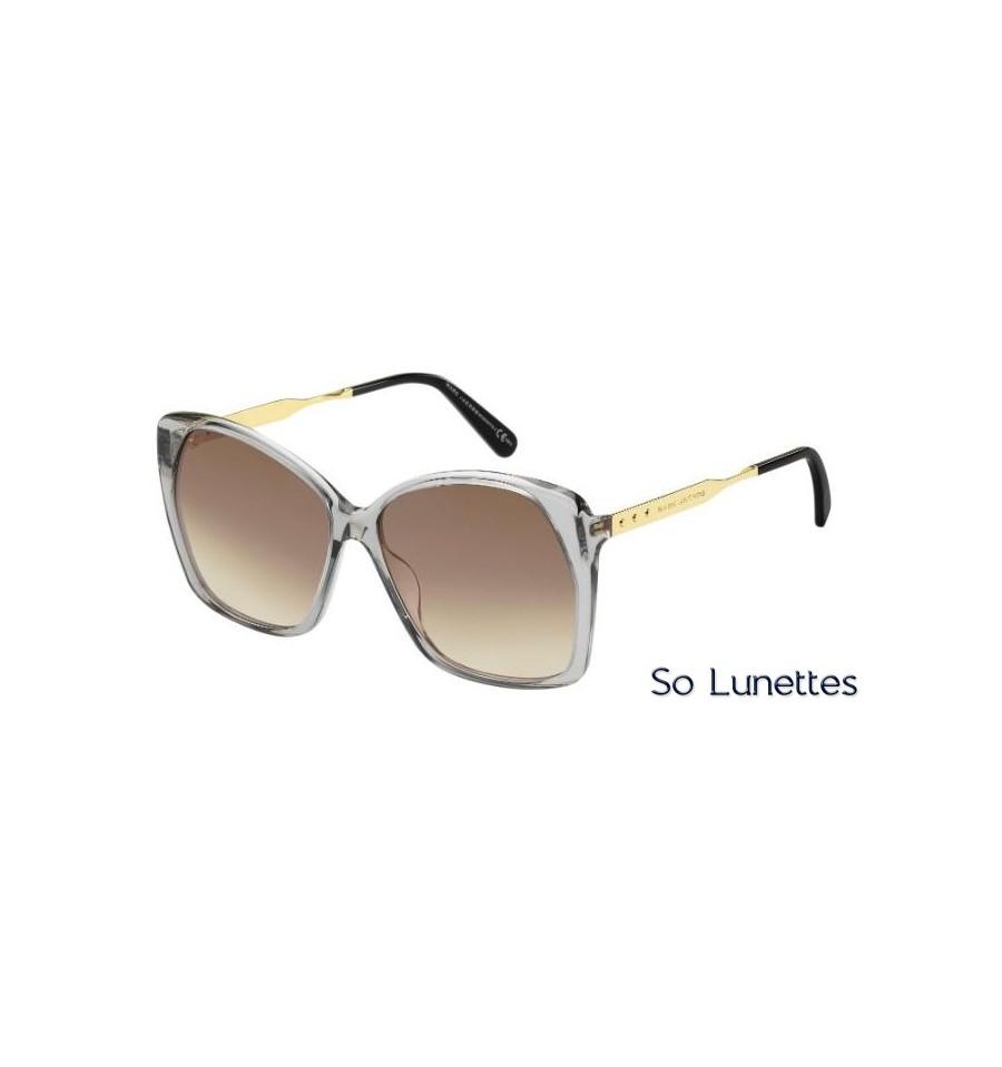 3a75ae5ad510c Lunettes de soleil Femme Marc Jacobs MJ 614 S FT3 (FM) monture grise ...