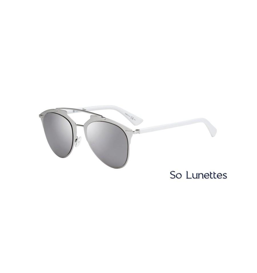 Très Lunettes de soleil DIOR Femme DIORREFLECTED 85L (DC) blanc  RA14