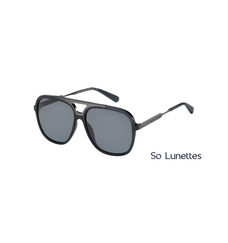 c3d124aca6b590 Lunettes de soleil Marc Jacobs MJ 618 S – I48 (BN) Homme, monture ...