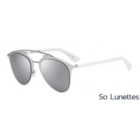 Lunettes de soleil DIOR Femme DIORREFLECTED - 85L (DC) - Blanches, palladium