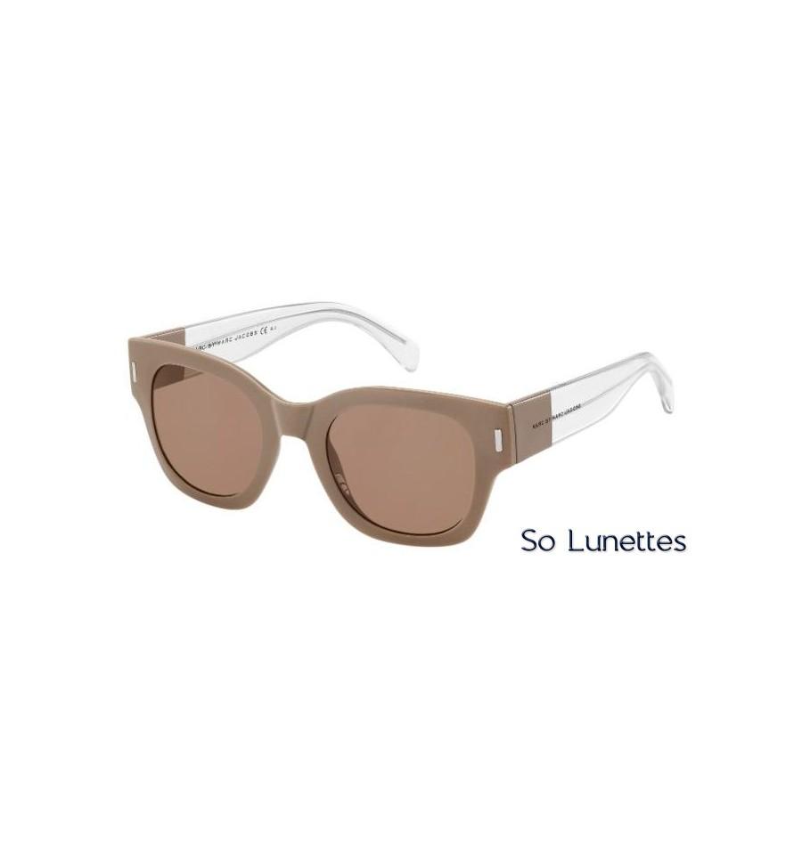 Lunettes de soleil MARC by Marc Jacobs Femme MMJ 469 S B1D (CO) brun ... dff350219a06