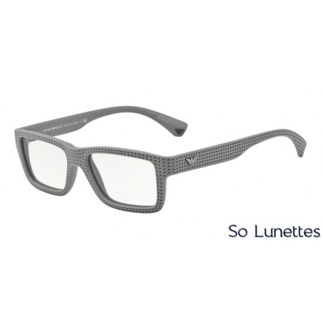 Lunettes de vue Emporio Armani Homme Trend 0EA3019 gris